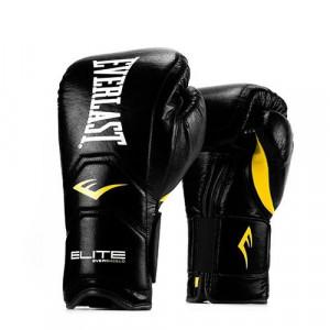 Перчатки тренировочные Everlast Elite Pro на липучке, 14 oz Everlast