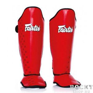 Защита голени Fairtex SP5, Red Fairtex